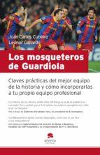 LOS MOSQUETEROS DE GUARDIOLA (EBOOK)
