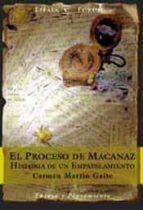 MACANAZ: HISTORIA DE UN EMPAPELAMIENTO