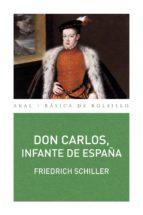 Don Carlos, infante de España (Básica de Bolsillo)