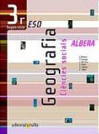 GEOGRAFIA: CIENCIES SOCIALS (ALBERA) (3ER ESO 2ON CICLE)