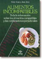 ALIMENTOS INCOMPATIBLES: COMO COMBINARLOS PARA LA SALUD