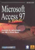 MICROSOFT ACCESS 97 A FONDO