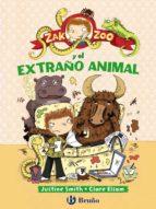 Zak Zoo Y El Extraño Animal (Castellano - Bruño - Ficción)