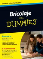 BRICOLAJE PARA DUMMIES (EBOOK)