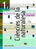 CIENCIES DE LA NATURALESA (ECOSFERA) (1ER ESO 1ER CICLE)