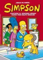 Magos Del Humor. Simpson - Volumen 40