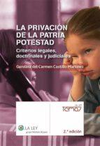 LA PRIVACIÓN DE LA PATRIA POTESTAD (EBOOK)