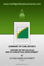 Summary Of Carl Boyer