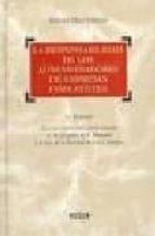 LA RESPONSABILIDAD DE LOS ADMINISTRADORES DE EMPRESAS INSOLVENTES (5ª ED.)