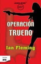 Operación trueno  (B DE BOOKS)
