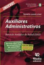 AUXILIARES ADMINISTRATIVOS DEL SAS. TEMARIO COMÚN Y TEST (EBOOK)