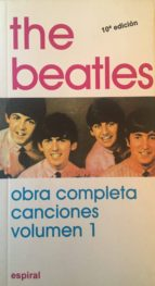 CANCIONES I (THE BEATLES) (8ª ED.)