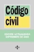 Codigo civil (2009) (Bibli. Textos Legales 2009)