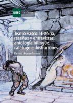 TEATRO VASCO. HISTORIA, RESEÑAS Y ENTREVISTAS, ANTOLOGÍA BILINGÜE, CATÁLOGO E ILUSTRACIONES (EBOOK)