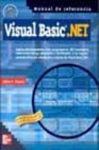 VISUAL BASIC.NET (MANUAL DE REFERENCIA)