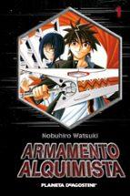 Armamento alquimista nº 01/10 (Manga)