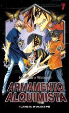 Armamento Alquimista nº 07/10 (Manga)