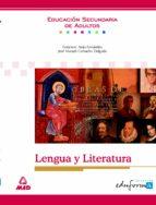 LENGUA Y LITERATURA: EDUCACION SECUNDARIA DE ADULTOS (EDUFORMA)