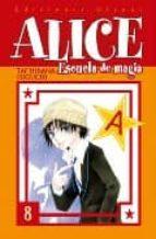 Alice Escuela de magia 8 (Shojo Manga)