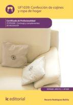 Confección de cojines y ropa de hogar. tcpf0309