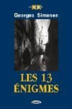 LES 13 ENIGMES (LIVRE DU PROFESSEUR)
