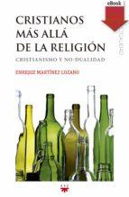 Cristianos más allá de la religión (eBook-ePub) (GP Actualidad)