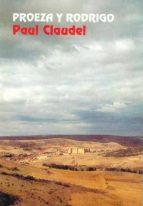 Proeza y Rodrigo (Libro Postal)