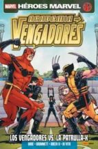 Academia. Vengadores - Volumen 06. Los Vengadores Vs. La Patrulla-X (Academia De Vengadores)