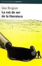 LA RAO DE SER DE LA LITERATURA