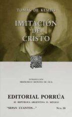 Imitación de Cristo (Colección Sepan Cuantos: 030)