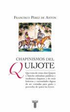 CHAPINISMOS DEL QUIJOTE (EBOOK)