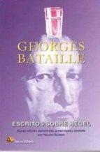 Escritos sobre Hegel (Filosofía una vez)