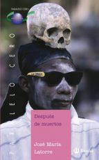 Después de muertos (ebook) (Castellano - Juvenil - Paralelo Cero)