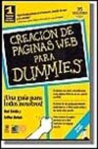 CREACION DE PAGINAS WEB PARA DUMMIES
