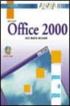 OFFICE 2000 (PASO A PASO) (INCLUYE 1 CD-ROM)