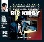 Rip Kirby nº 10/12: 1962-1963 (Cómics Clásicos)