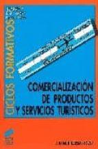 COMERCIALIZACION DE PRODUCTOS Y SERVICIOS TURISTICOS