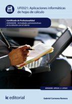 Aplicaciones informáticas de hojas de cálculo. adgg0208 - actividades administrativas en la relación con el cliente