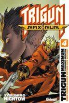 Trigun maximum 4 (Shonen Manga)