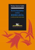ESTETICISMO COMO REBELDÍA (EBOOK)