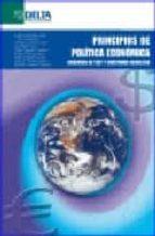 PRINCIPIOS DE POLITICA ECONOMICA (EJERCICIOS DE TEST Y CUESTIONES RESUELTAS)