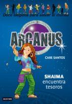 SHAIMA ENCUENTRA TESOROS (EBOOK)