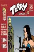 Biblioteca Grandes del Comic: Terry y los piratas nº 14 (Cómics Clásicos)
