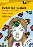 CDR2: Parties and Presents with CD-ROM/Audio CD (Cambridge Discovery Readers)