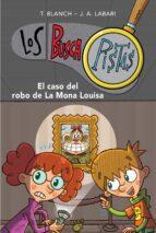 Buscapistas. El Caso Del Robo De La Mona Louisa - Volumen 3