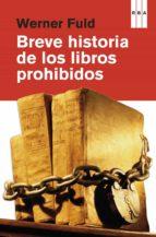 BREVE HISTORIA DE LOS LIBROS PROHIBIDOS (EBOOK)