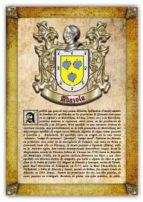 APELLIDO ABAZOLO / ORIGEN, HISTORIA Y HERÁLDICA DE LOS LINAJES Y APELLIDOS ESPAÑOLES E HISPANOAMERICANOS (EBOOK)