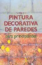 (PE) PINTURA DECORATIVA DE PAREDES PARA PRINCIPIANTES