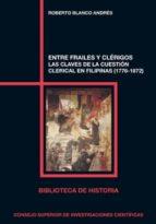 ENTRE FRAILES Y CLÉRIGOS (EBOOK)