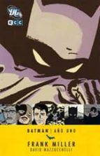 Batman Año uno 4ª edicion (Grandes autores Batman: Frank Miller)